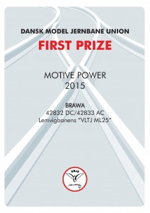 DIPLOMER 1, Motiv Power, First Prize, BRAWA