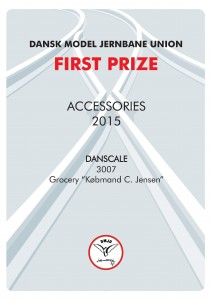 DIPLOMER 10, Accessories, First Prize, DANSCALE