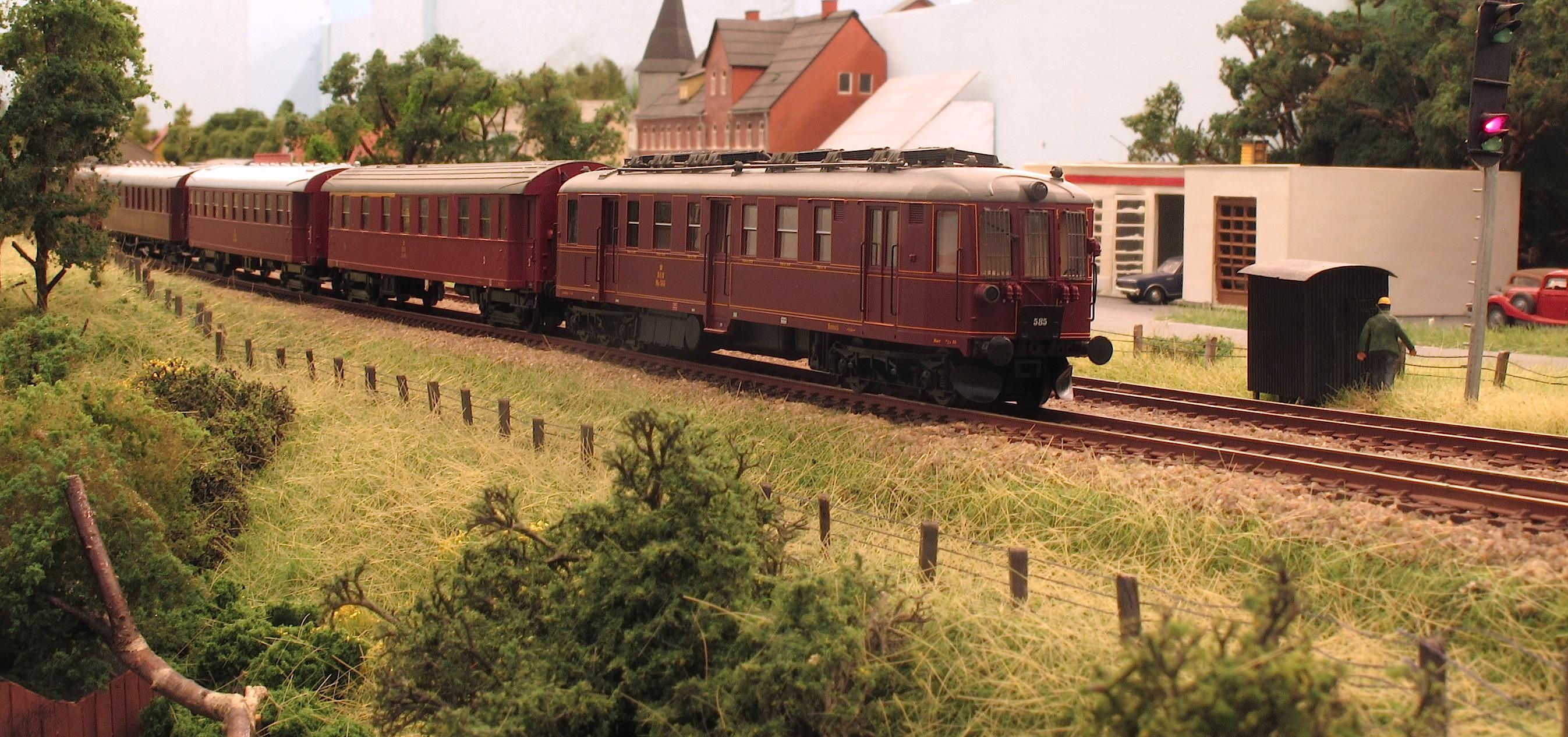 Ho Aalborg 8